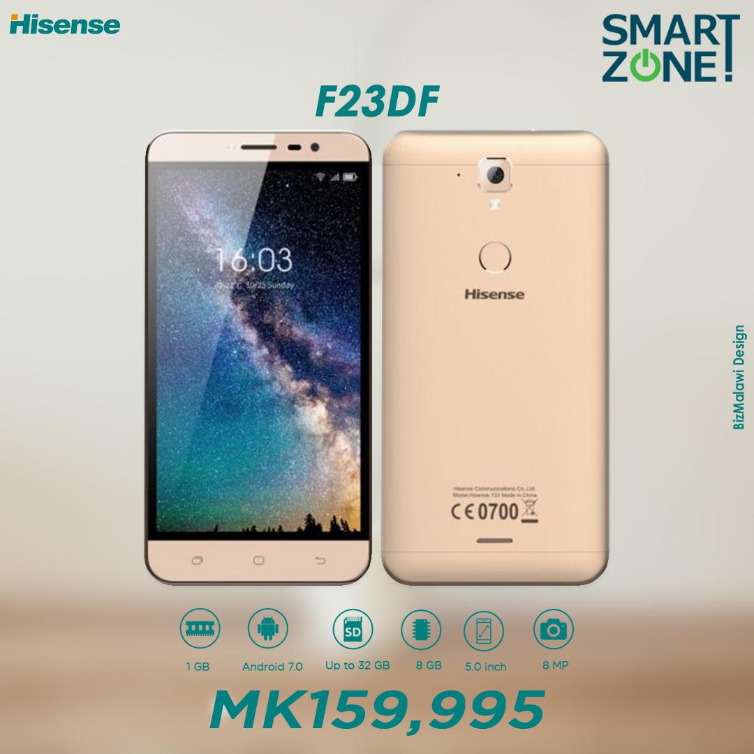 Smart Zone  Hisense F23DF - MWK 159,99...