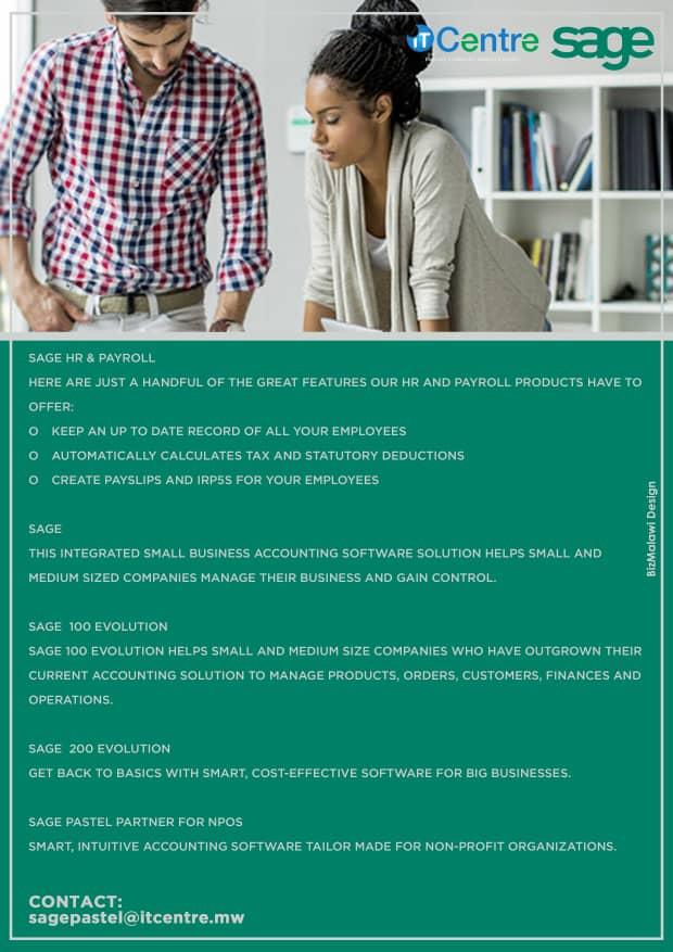 IT Center  Sage HR & Payroll...