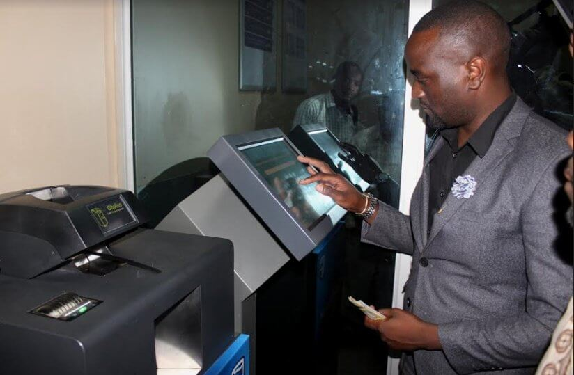 Standard Bank Adopts Cash ATMs...