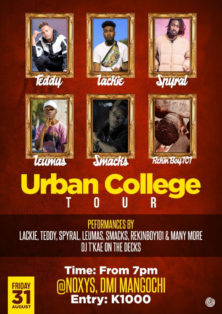 Urban College Tour 