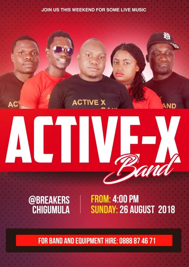 Your weekend just got better Active-X ba...
