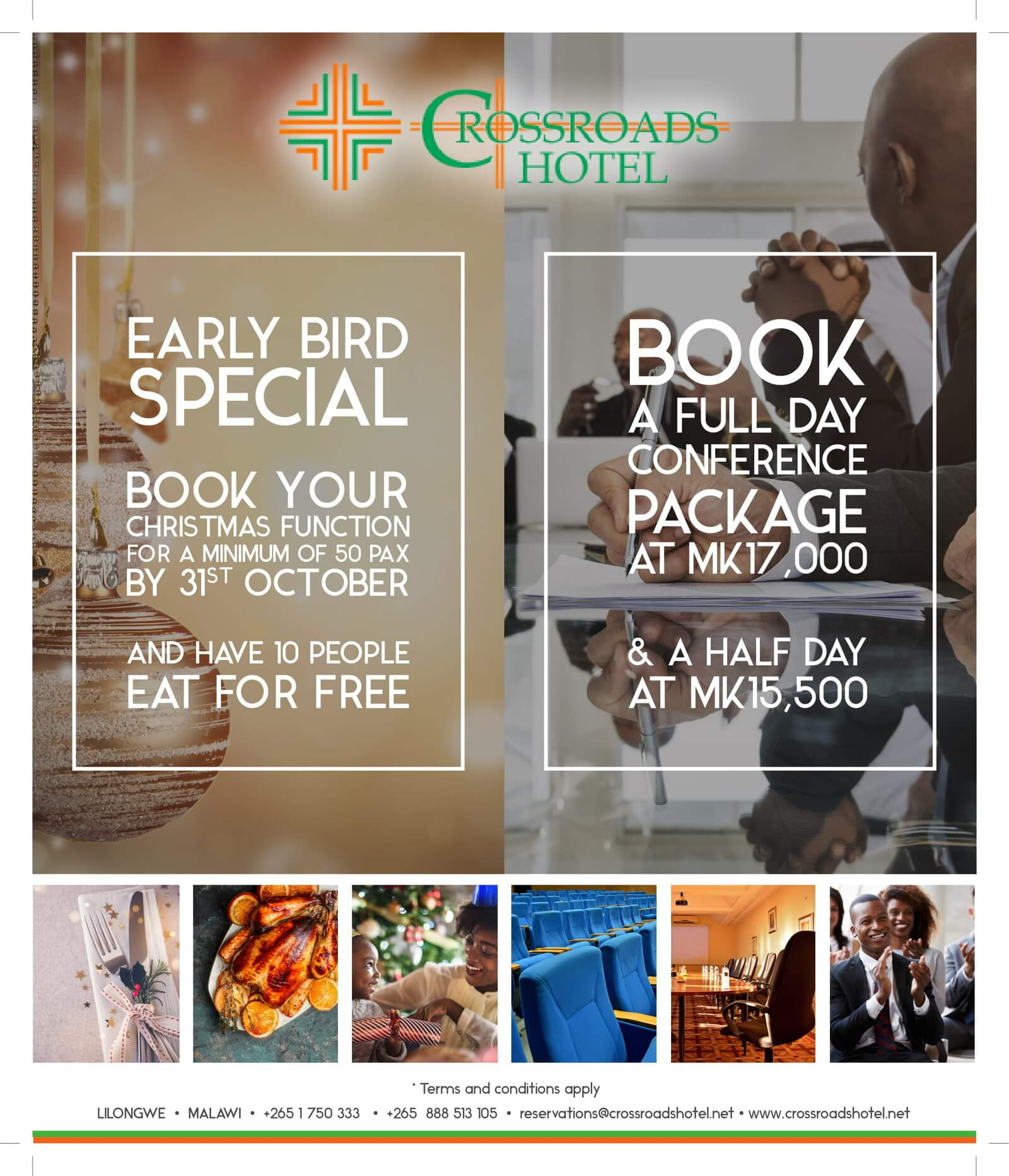 Early Bird Special...