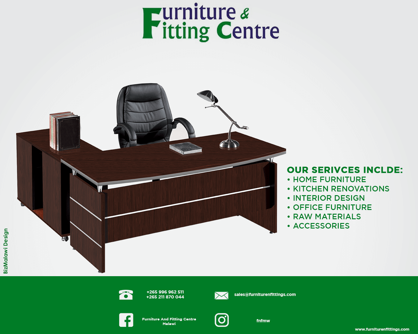 We produce quality office furniture and ...