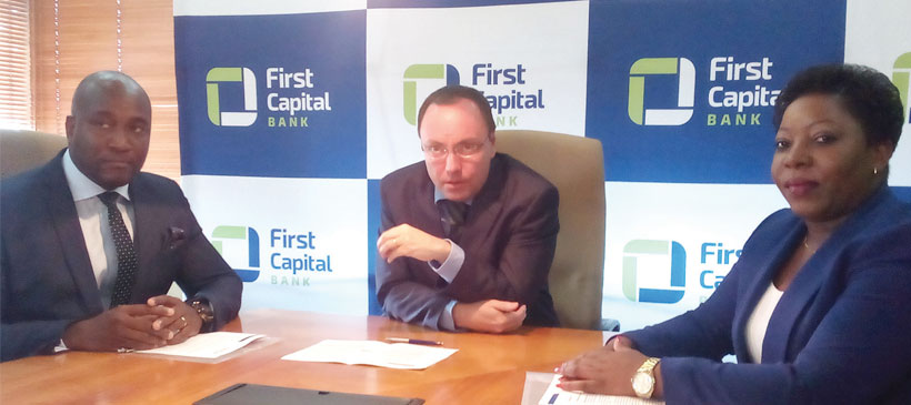 FMB Now First Capital Bank...
