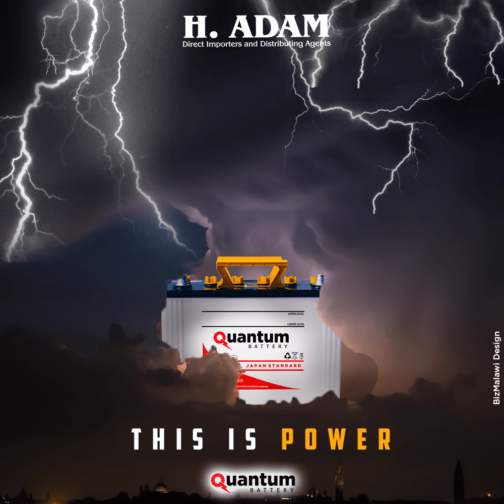 Quantum is Power. 