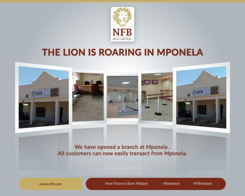 The Lion roars in Mponela...