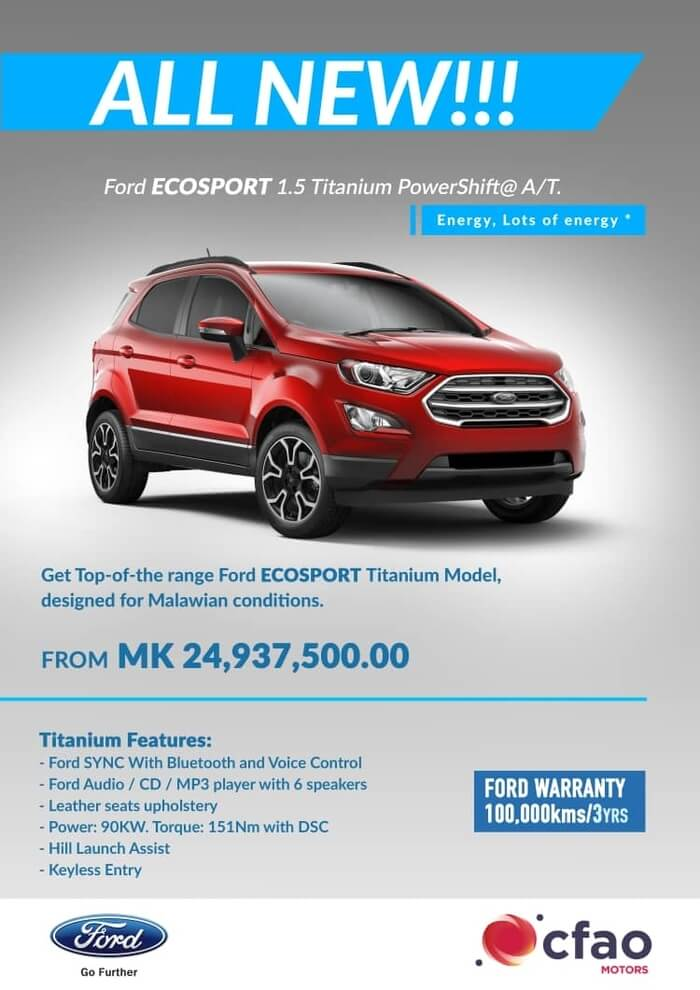All New Ford Ecosport...
