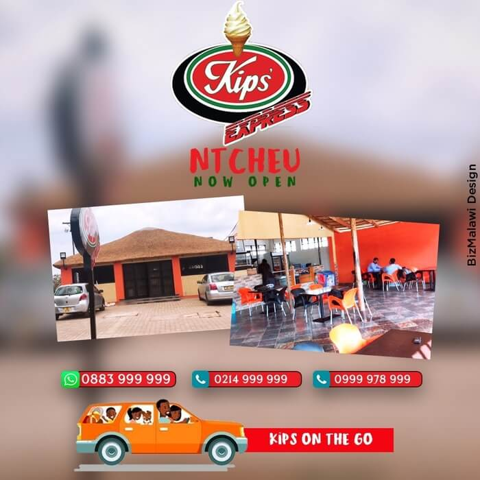Now Open In Ntcheu ...