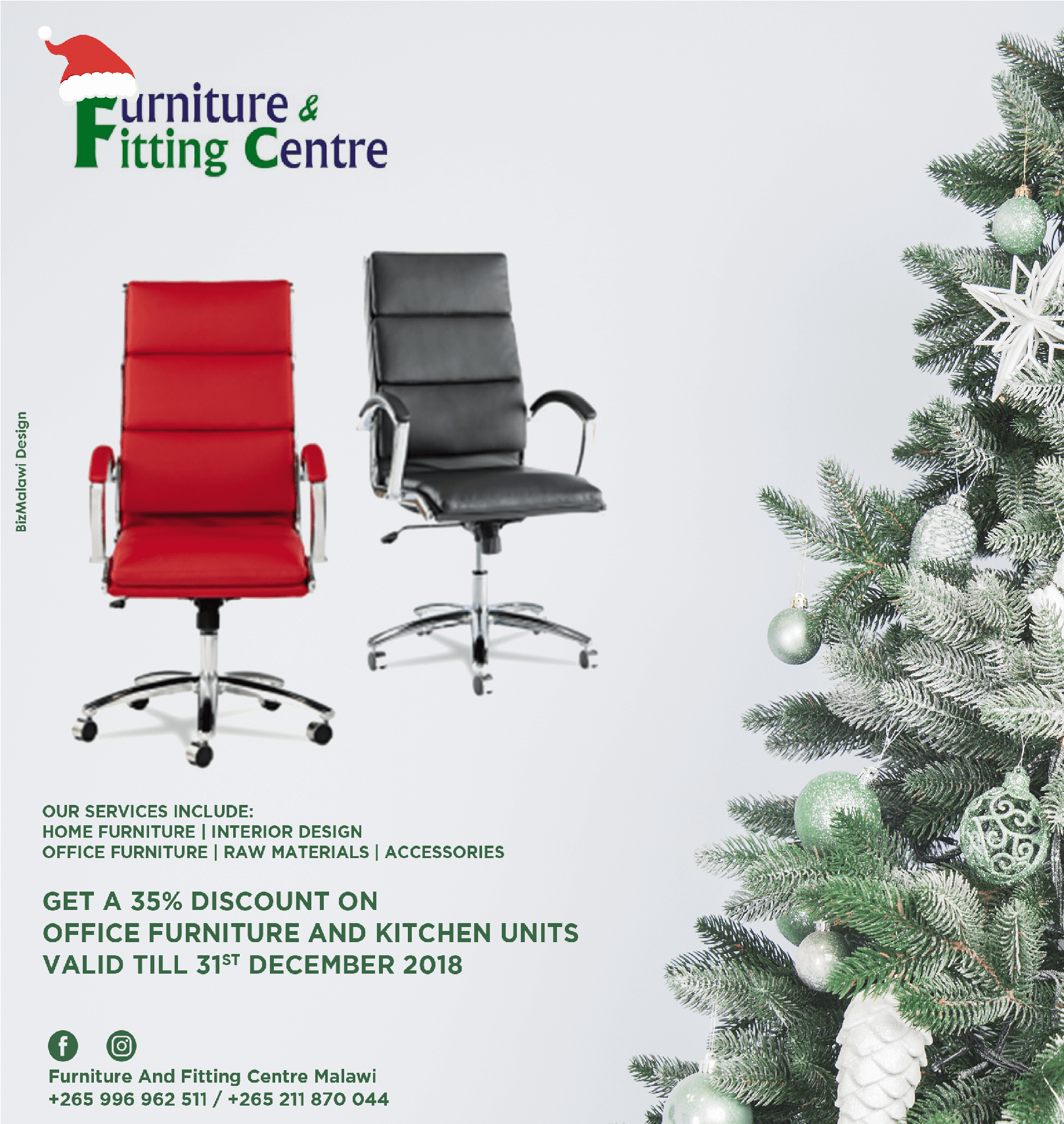 Special deals from Furniture and Fitting...