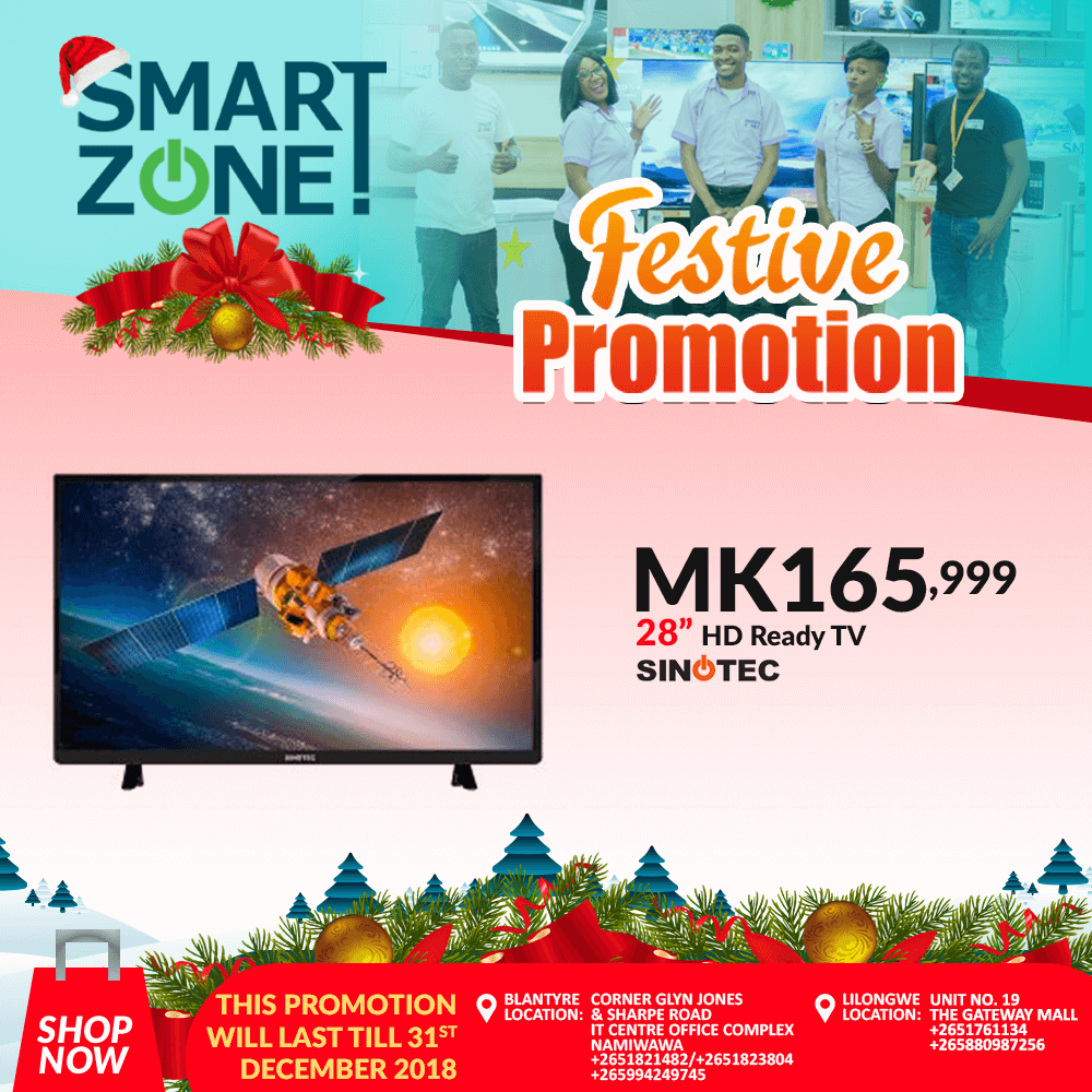 Everyday is Christmas at Smart Zone!