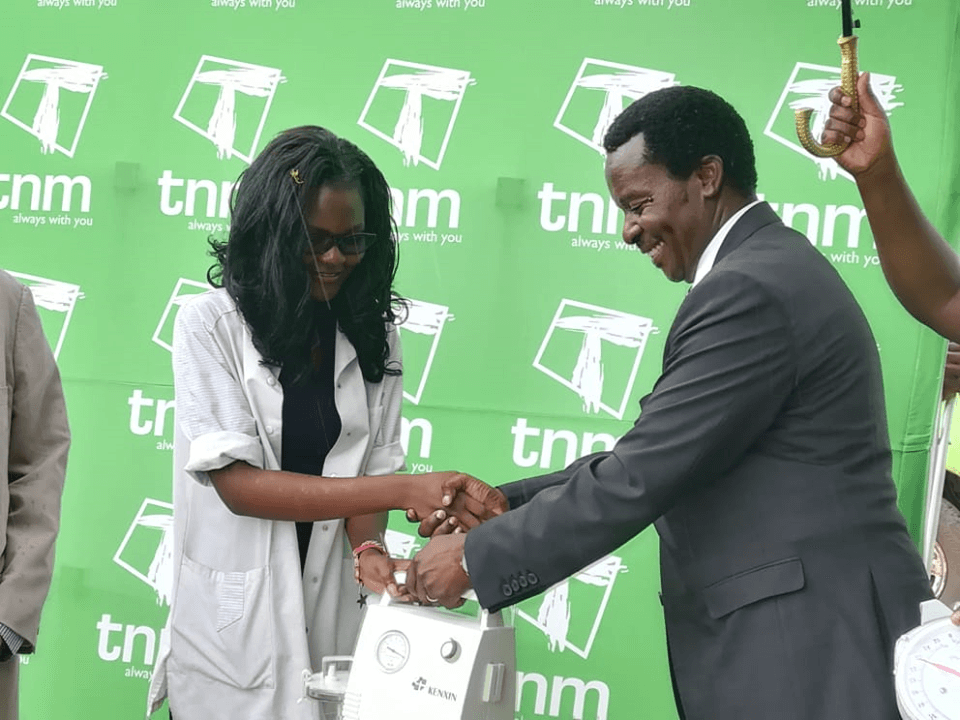 TNM DONATES SOLAR TO HEALTH CE...