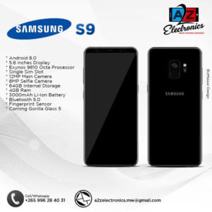 S9 Available With Us LOCATION:  H...