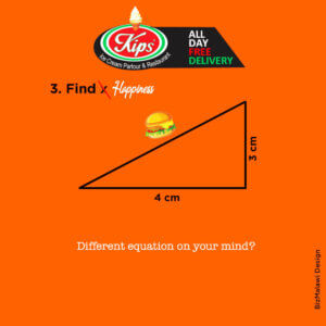 Different equation on your mind ? ...