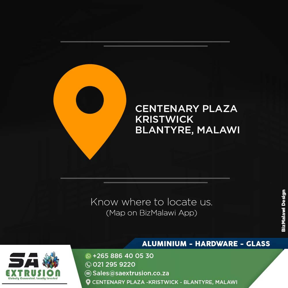 Know where to locate us. 