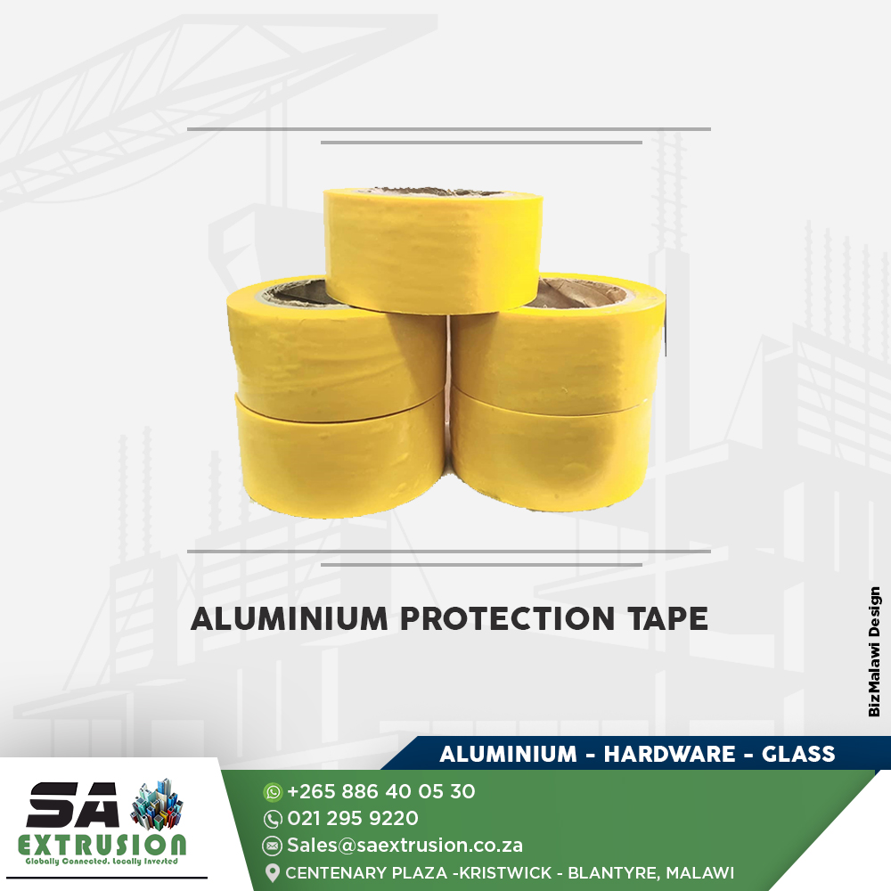 Aluminum Protection Tape.