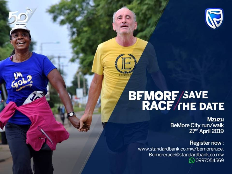 STANDARD BANK RACE IS BACK...