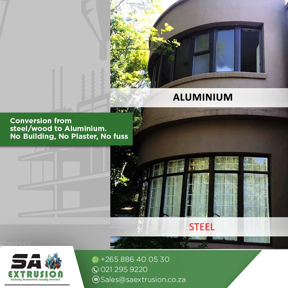 Trust in Aluminum. We can help you in c...