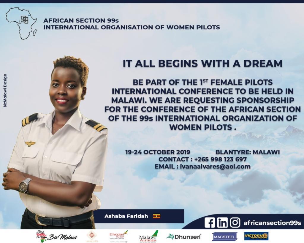 1st Female Pilot International Conferenc...
