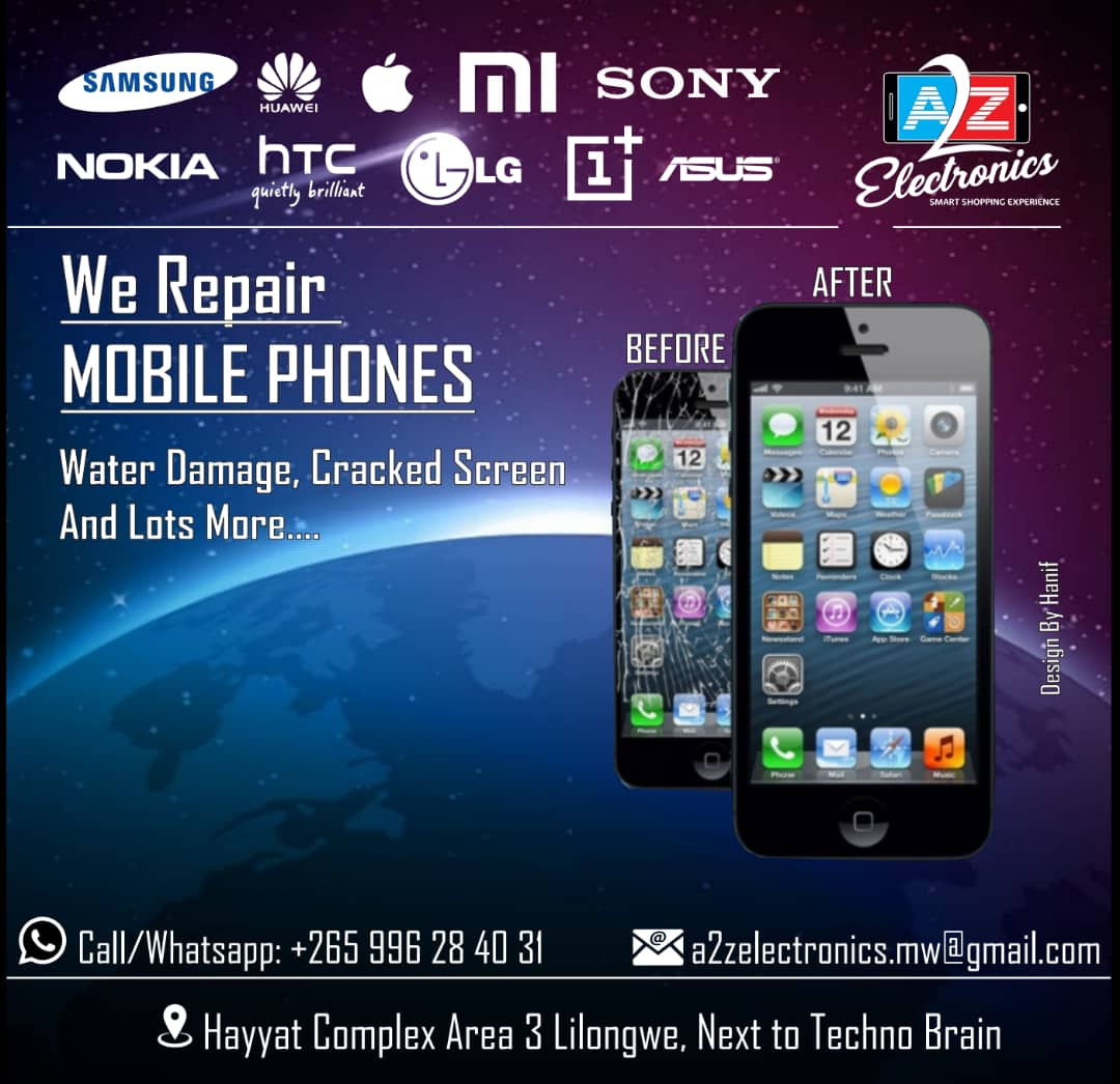 We Repair Phones