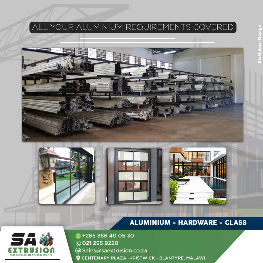 Contact us for all your aluminum require...