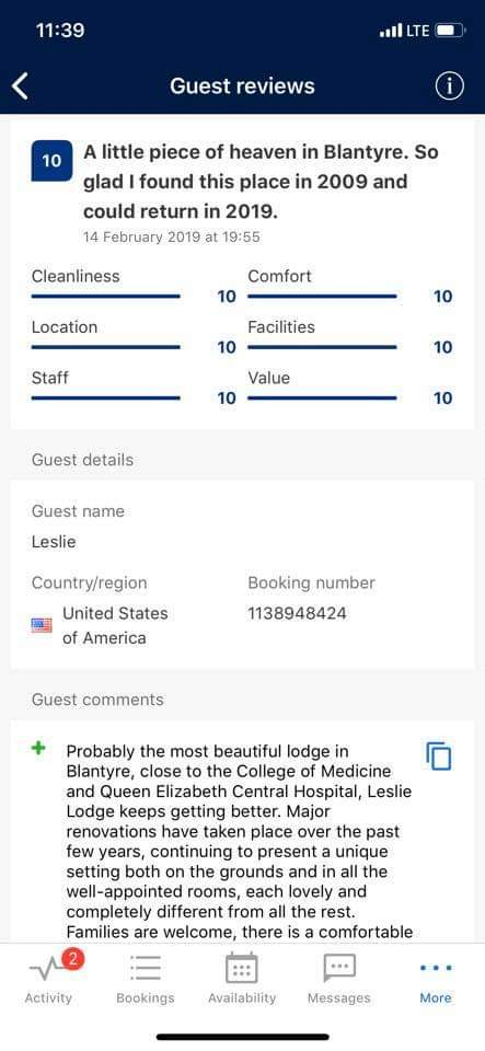 Read our excellent reviews on booking.c...