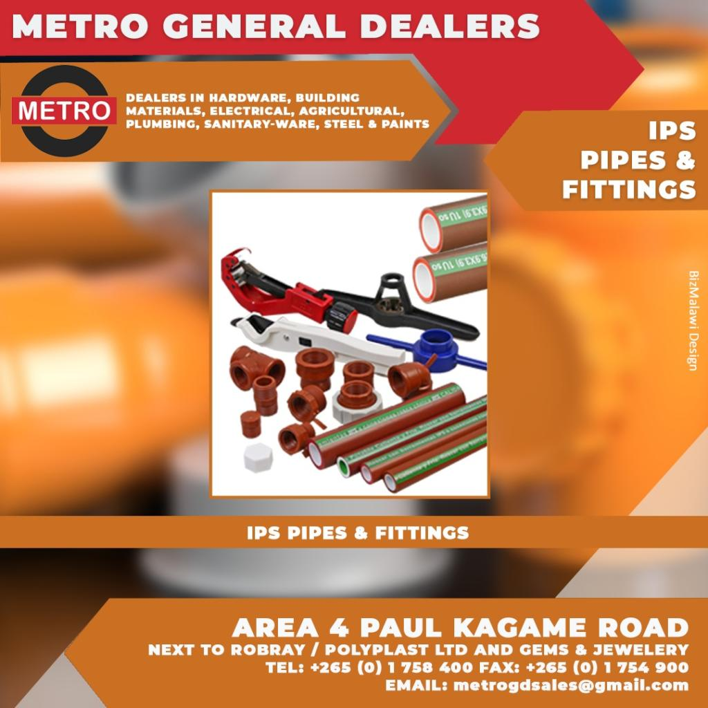 METRO GENERAL DEALERS AREA 4