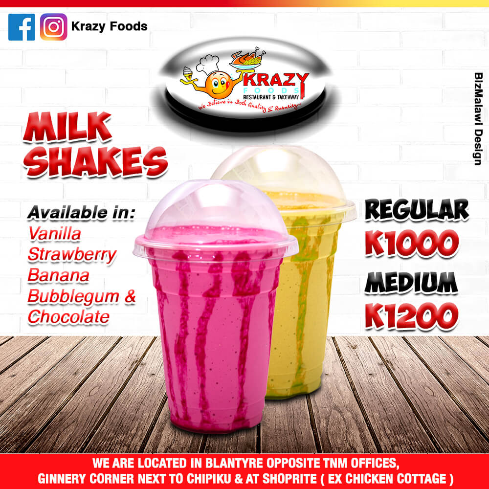 Come Try Our Delicious & Creamy...