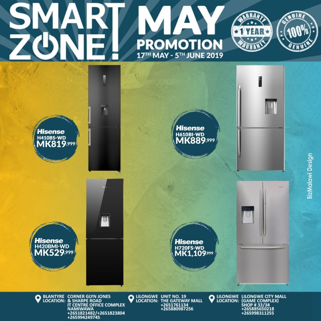 Our May Promotion is here!! Come down fo...