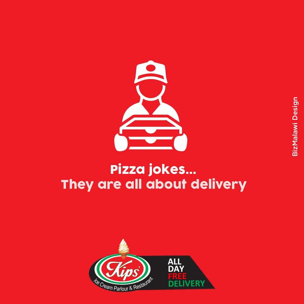 Pizza jokes.....