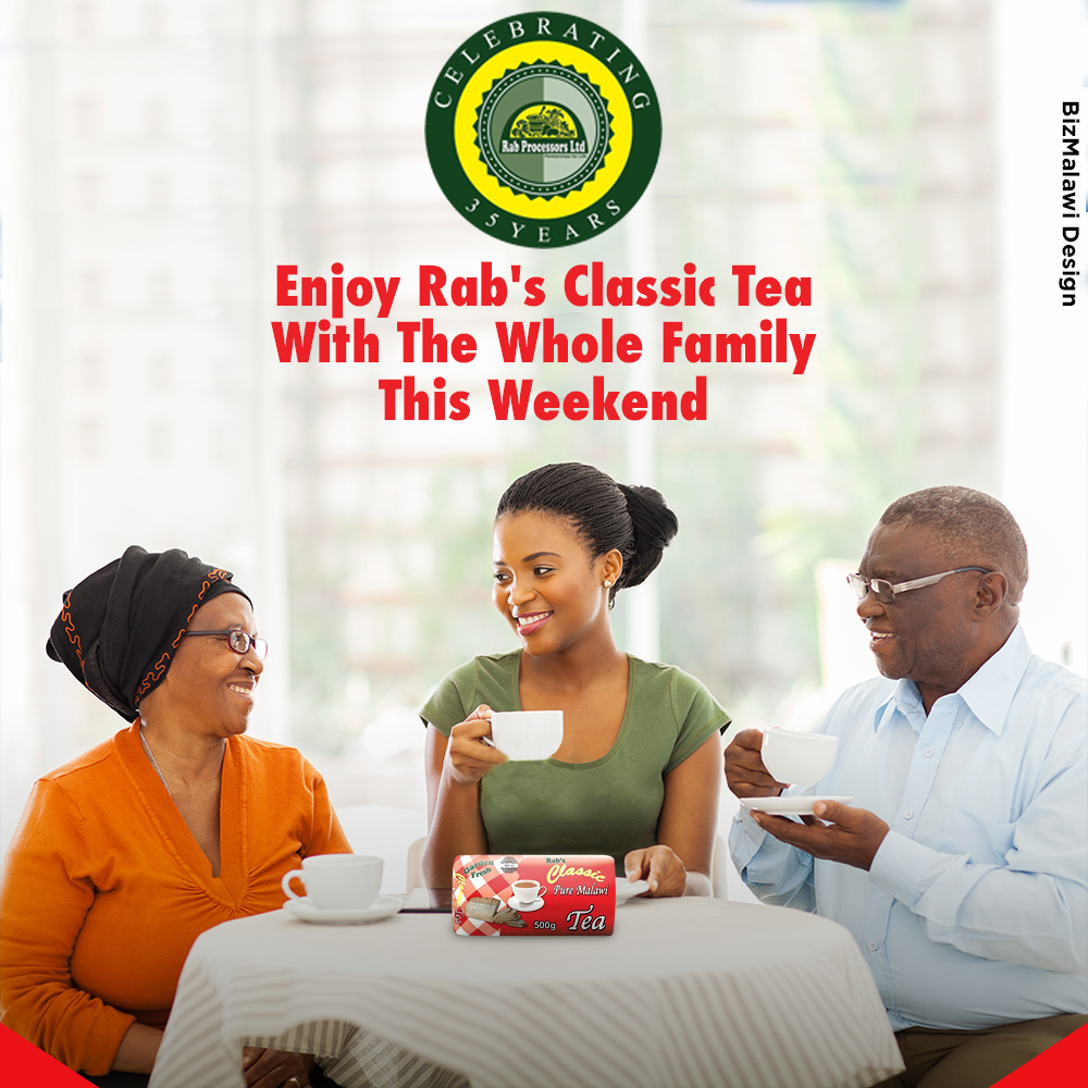 Have You Tried Our Rab's Classic Tea? Ge...
