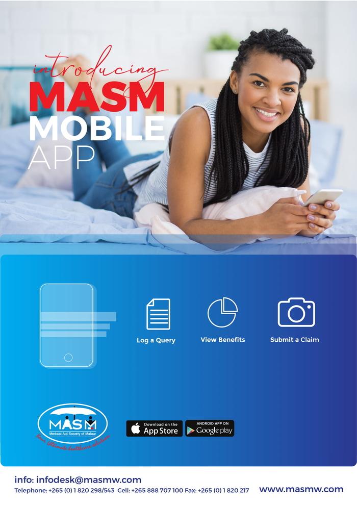 Introducing MASM Mobile App...