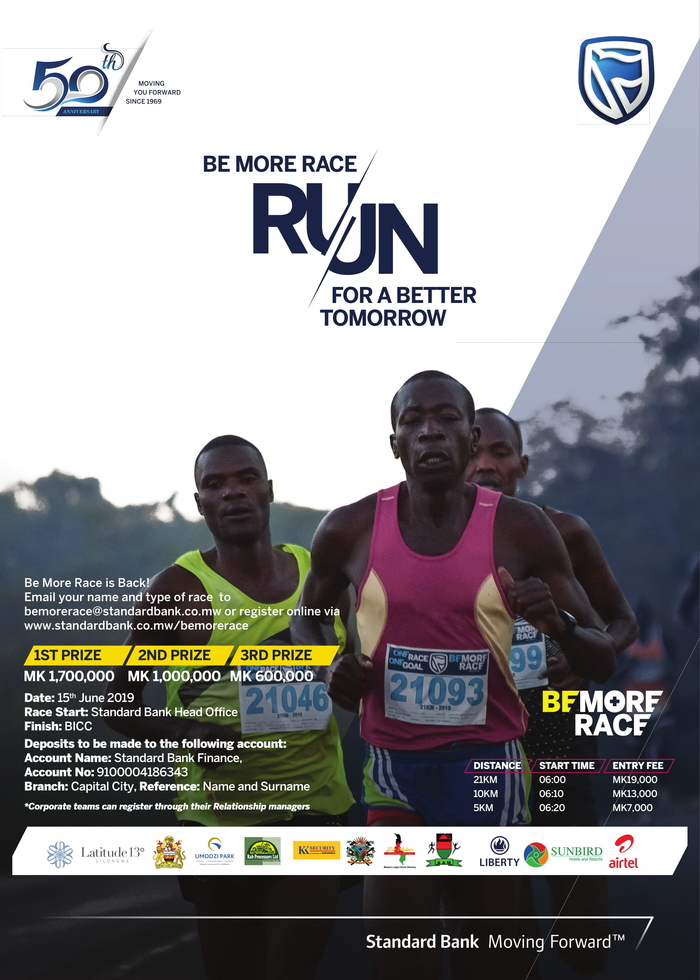 Run For A Better Tomorrow...