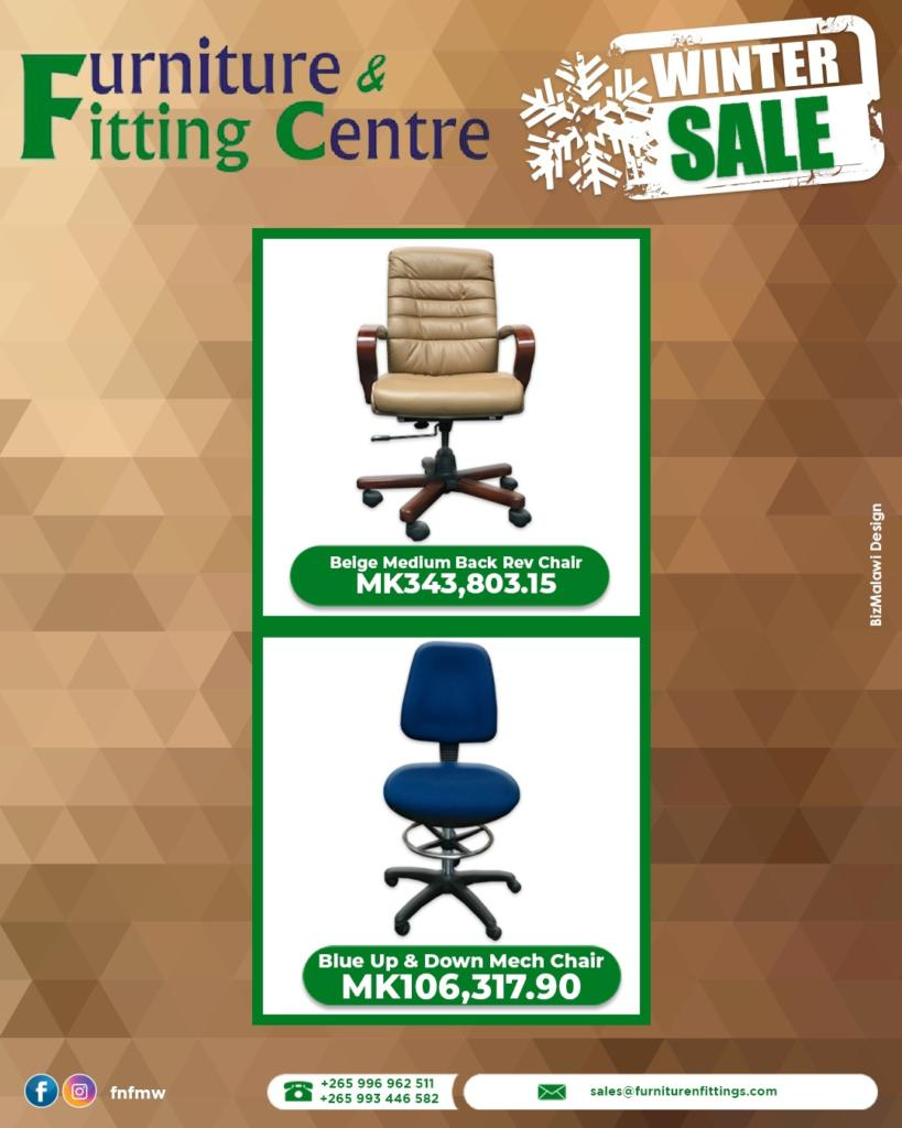 Furniture & Fitting Centre Winter Sa...
