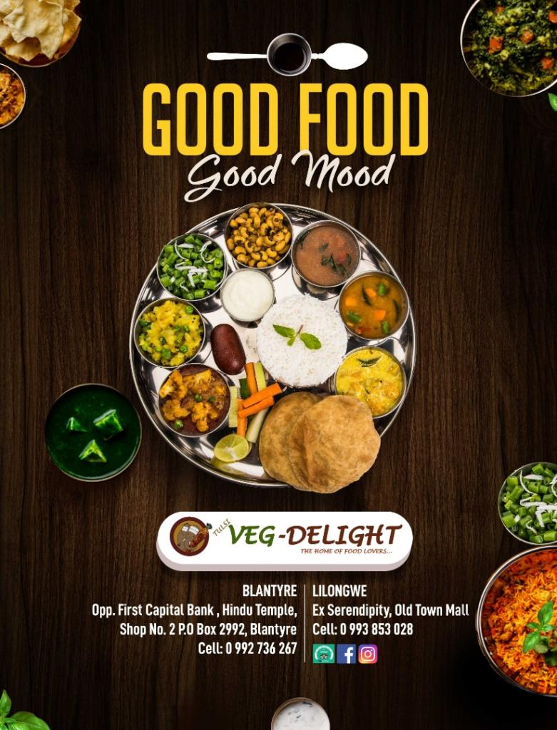 Good Food, Good Mood...