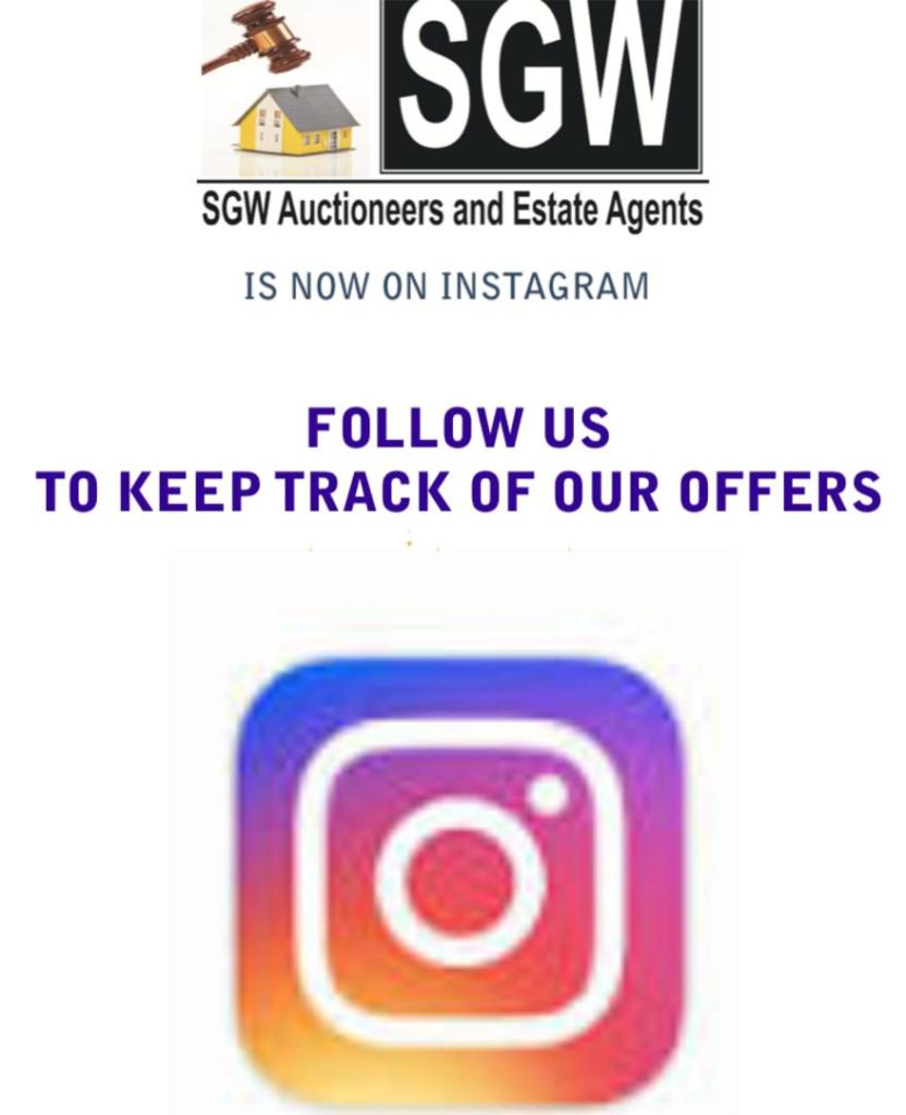 Follow us @sgw_auctioneers to stay updat...