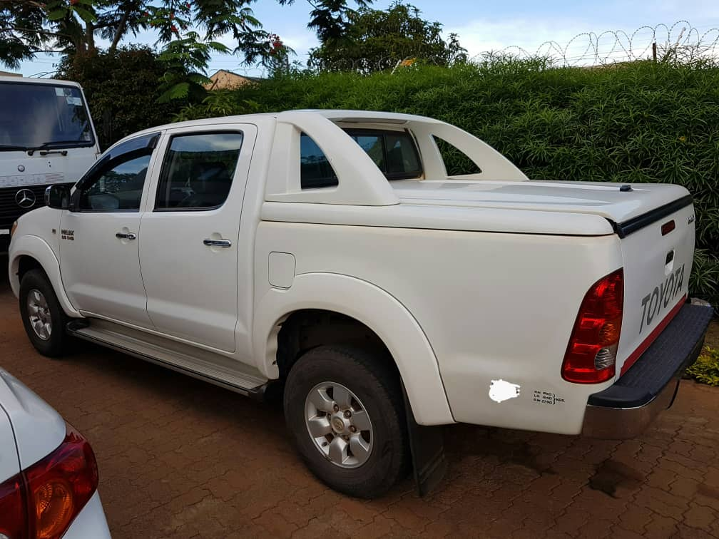 For Sale Toyota Hilux Double Cab D4D 3.0...