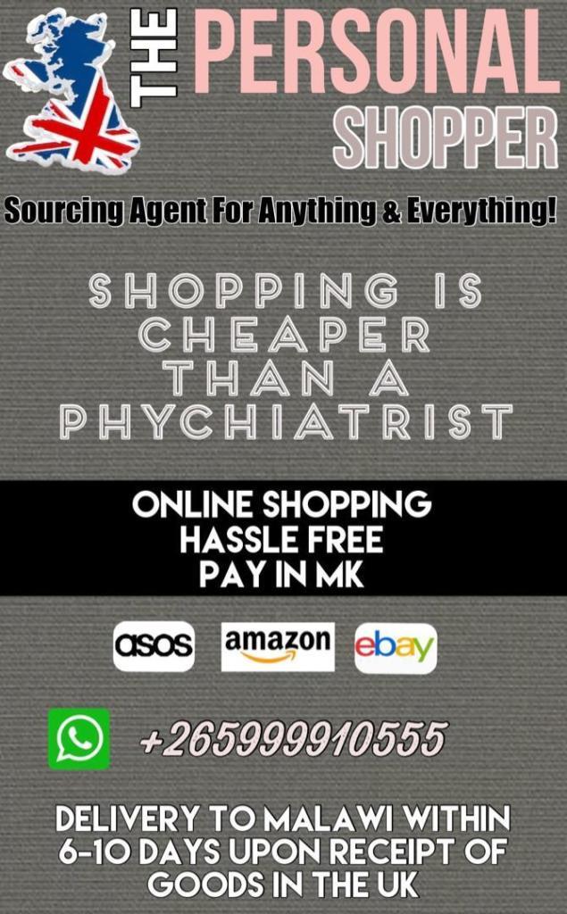 Shopping Is Way Cheaper...
