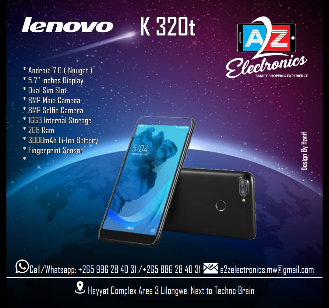 Lenovo K320t