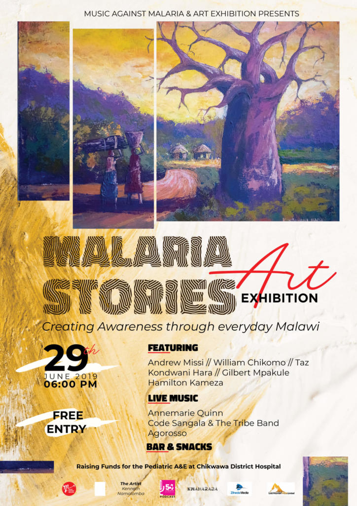 Malaria Stories Art Exhibition ...
