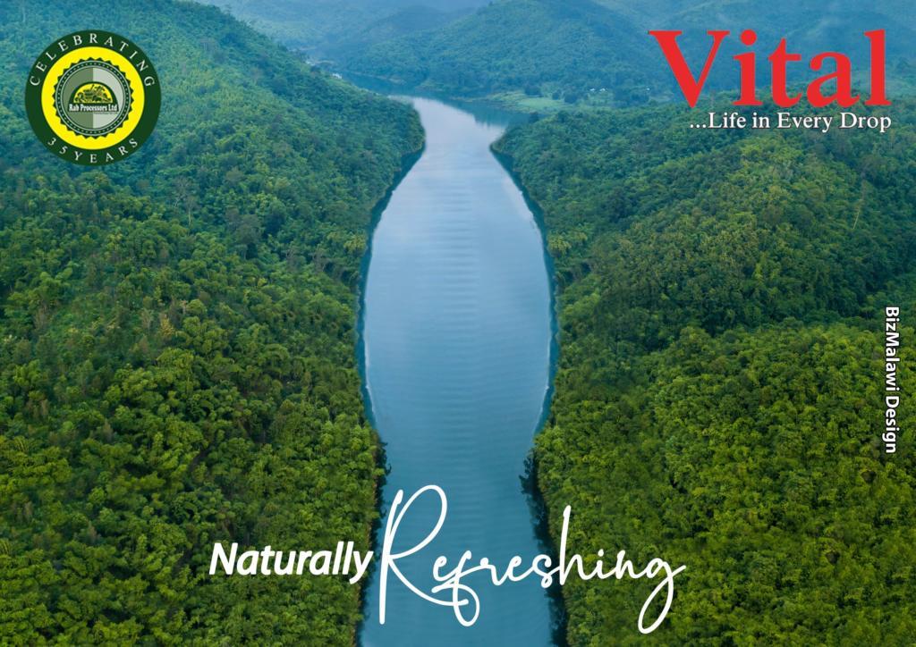 Have A Refreshing Weekend! #Vital #Water...