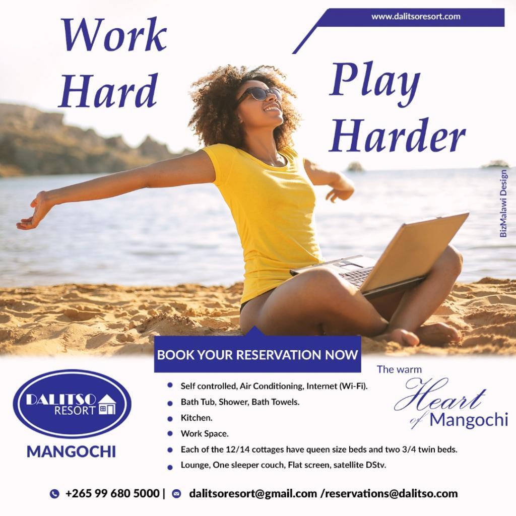 Work Hard, Play Harder...