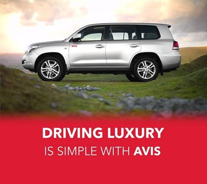Drive Luxuriously with Avis Malawi...