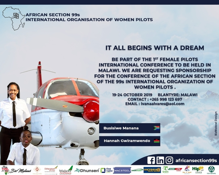 First Ever Female Pilots Conference In M...