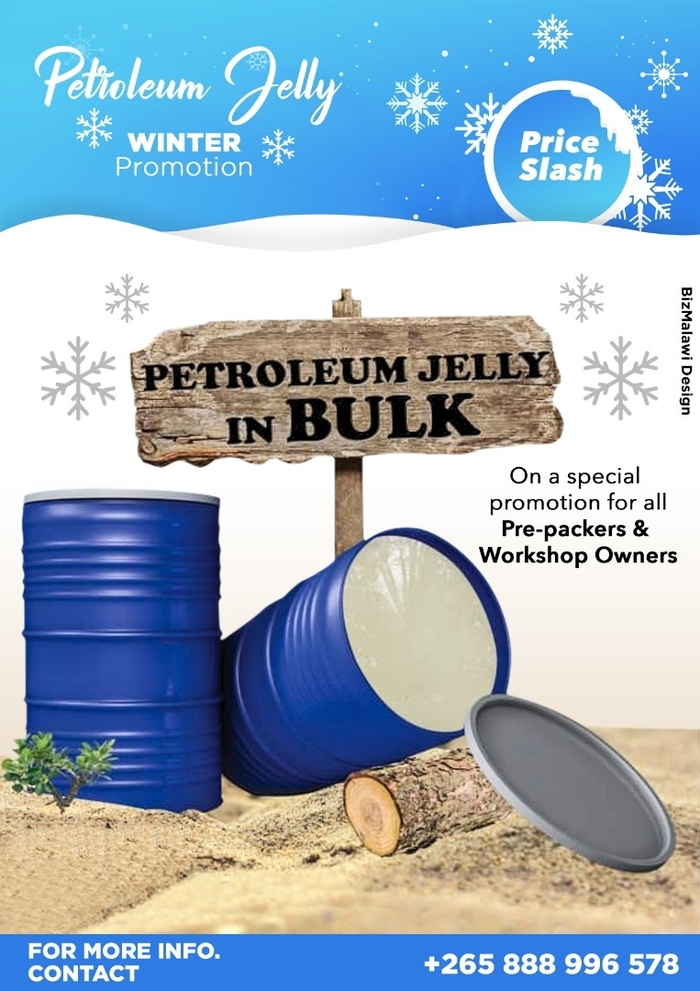 Petroleum Jelly Winter Promotion ...