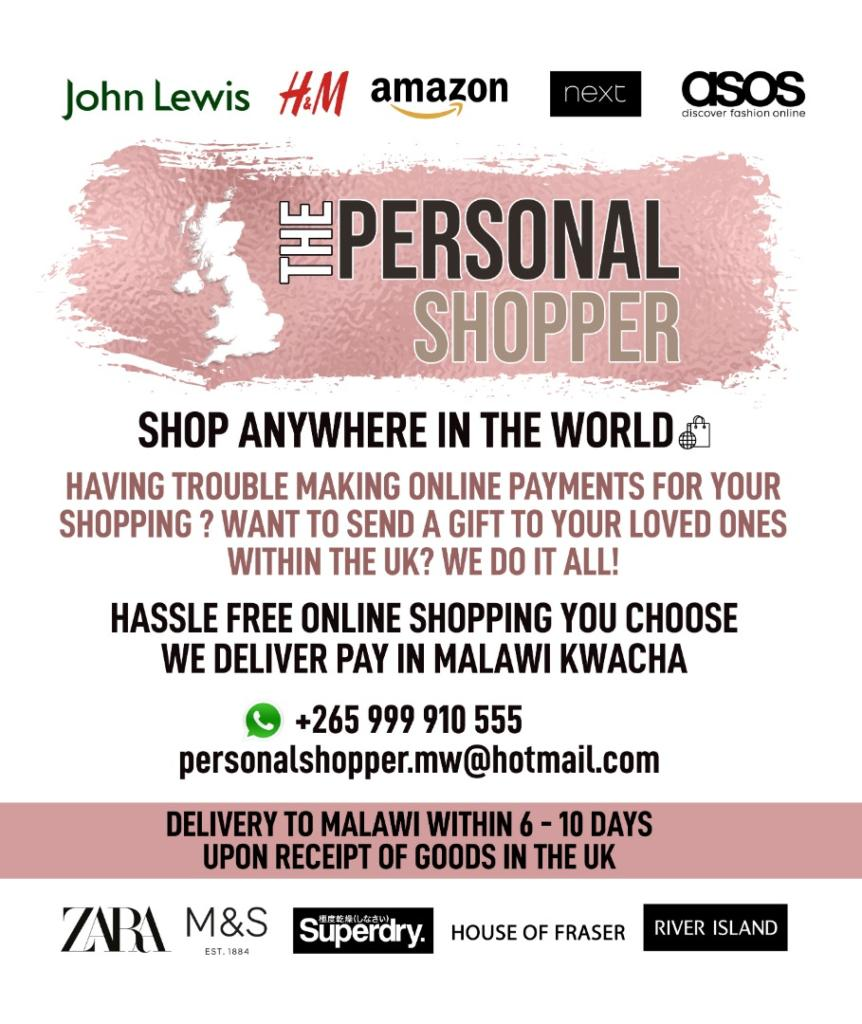 Shop Anywhere In The World ...