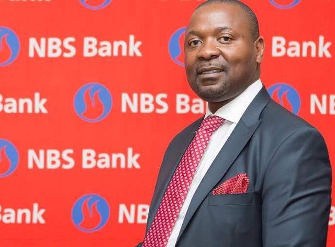 NBS BANK GETS INTERNATIONAL RE...