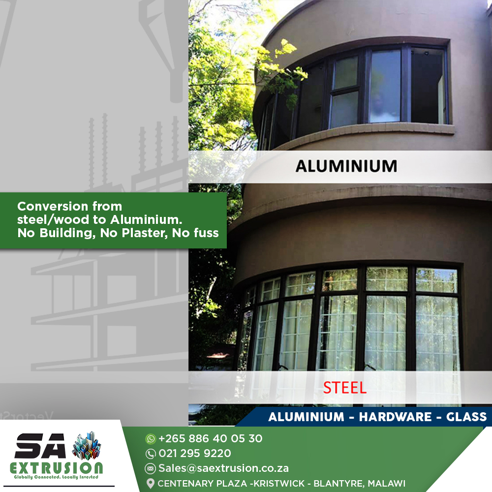 Trust in Aluminum.   We can help you ...