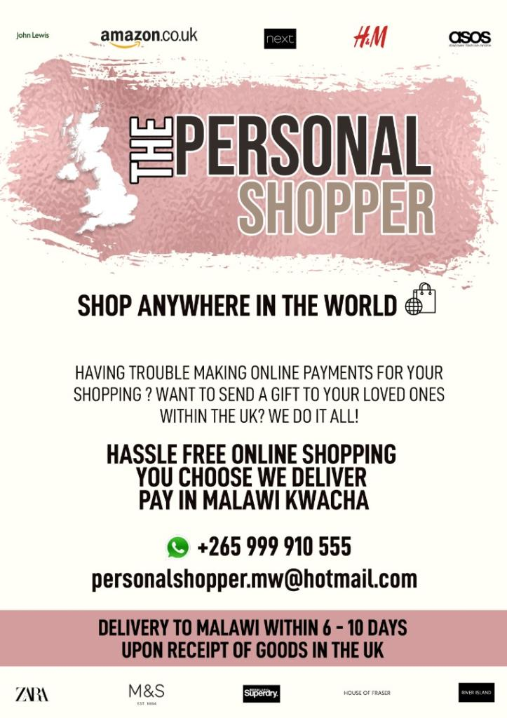Shop Anywhere In The World...