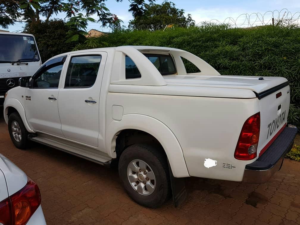For Sale Toyota Hilux Double Cab D4D 3.0...