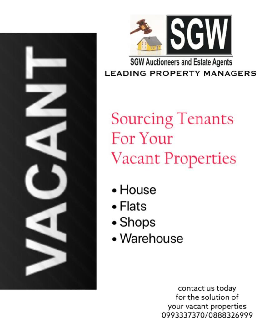 *Sourcing Tenants*